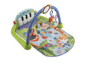 Fisher Price Kick and Play gym